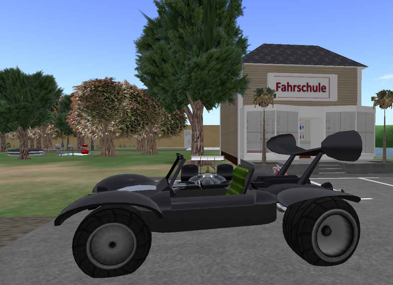 Landweiliges Fahrschulauto war gestern: die Fahrschule Deluxe hat flotte Flitzer zu bieten!